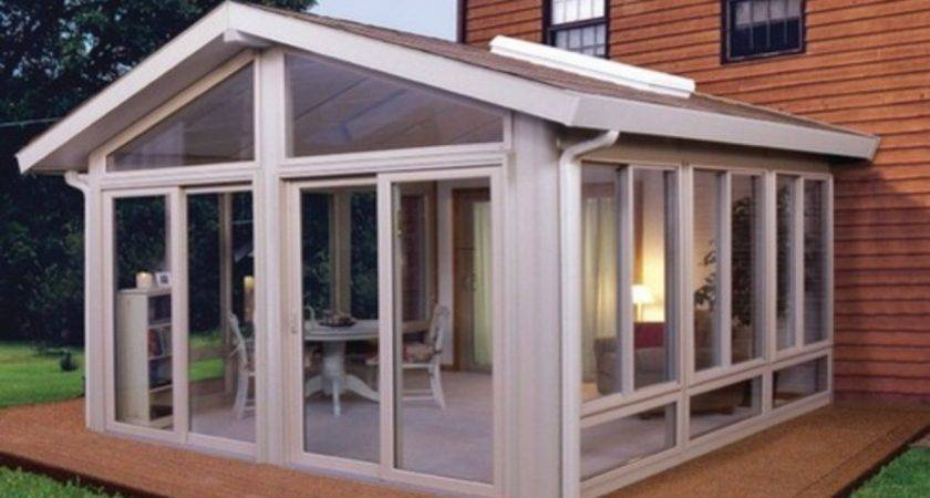 Design Patio Enclosed Patios Ideas