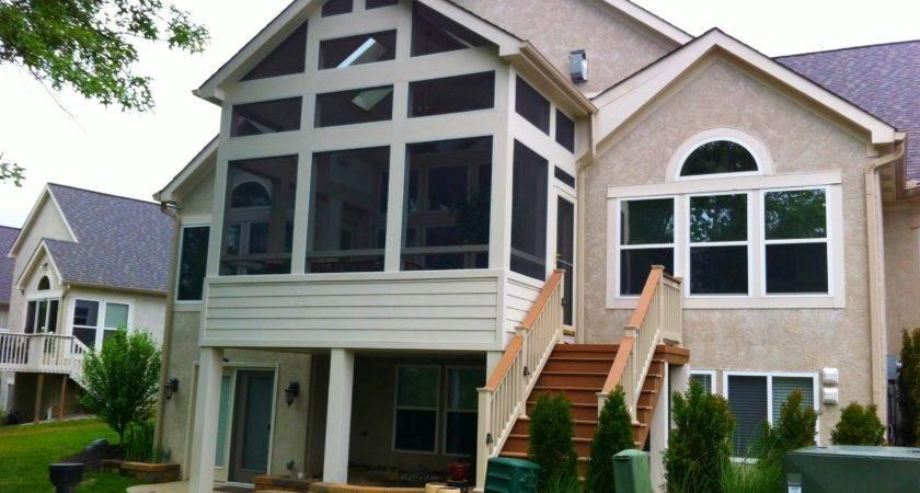 Design Series Columbus Decks Porches Patios
