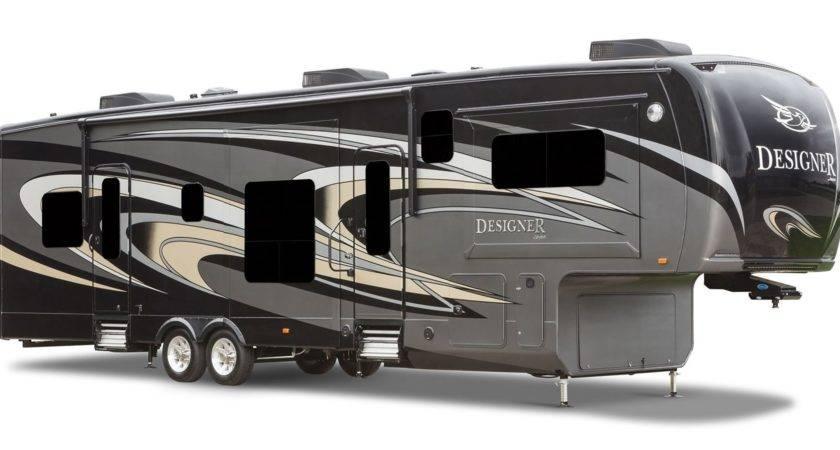 Designer Luxury Fifth Wheel Camper Jayco Inc