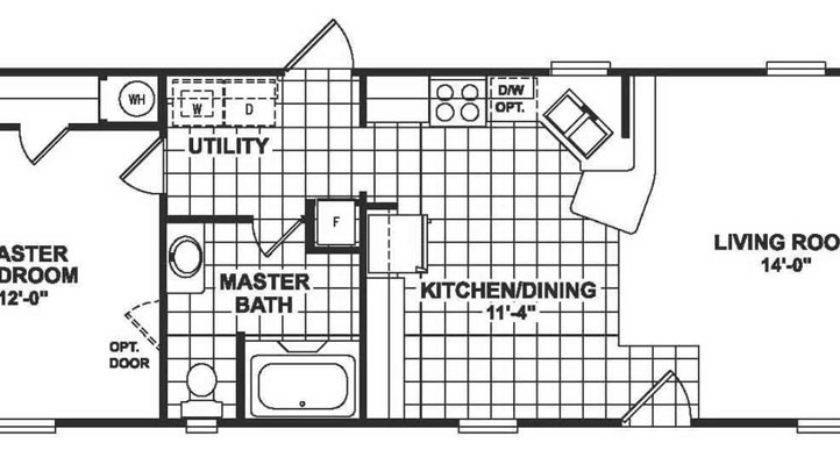 Designer Single Wide Mobile Home Joy Studio Design