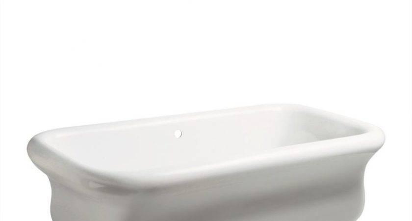 Designs Cool Bathtub Center Drain