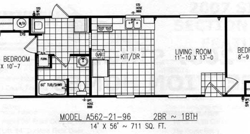 Destiny Homes Floor Plans Additional Mobile Home