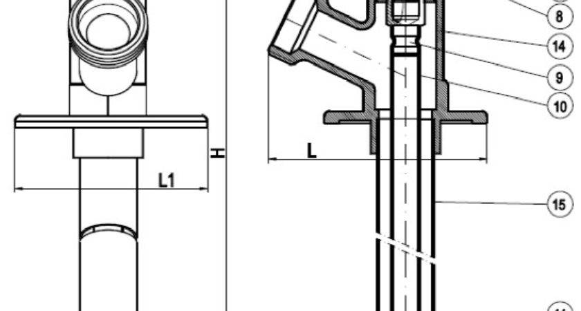 Diagram Frost Faucet Guide Refrence