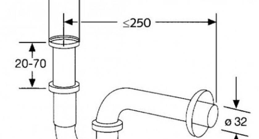 Diagram Plumbing Under Bathroom Sink Piping