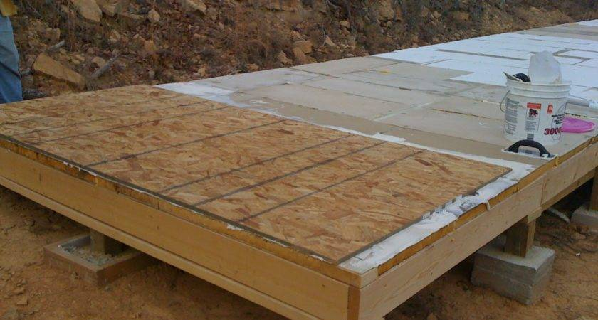 Diana Does Domestic Osb Subfloor Layer Framing Walls