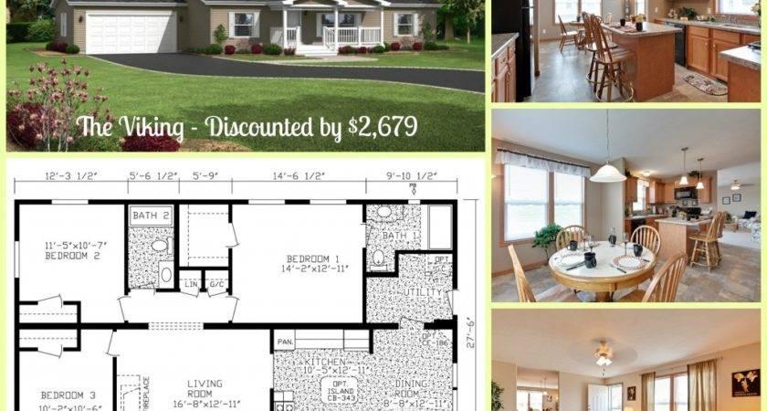 Dickinson Viking Discounted Centennial Homes