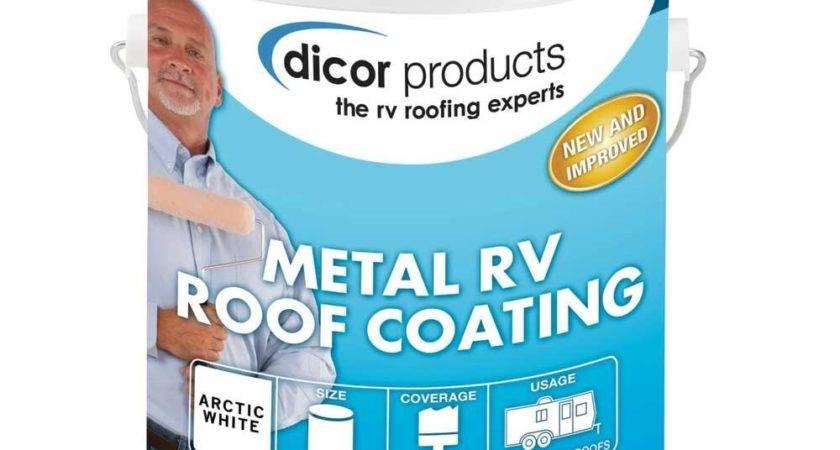 Dicor Elastomeric Roof Coating Gallon Mrc