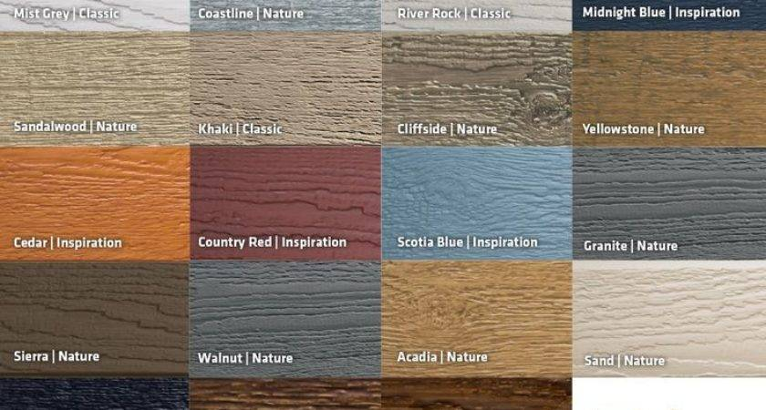 Didyouknow Canexel Prefinished Colours