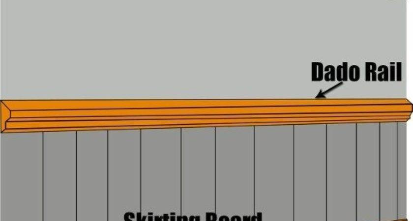 Difference Between Dado Skirting