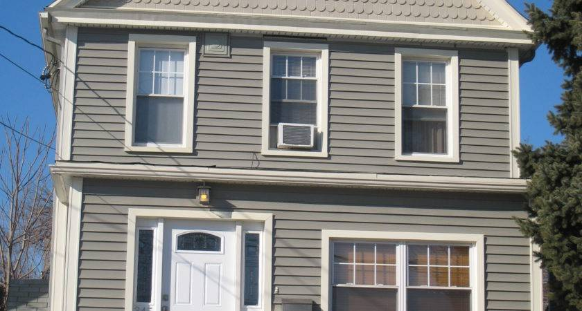Different House Siding Types Bergen County