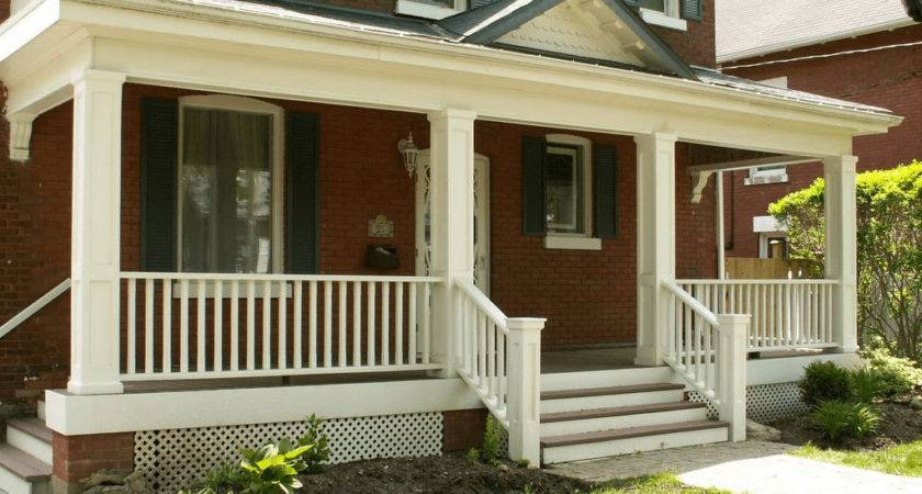 Different Types Porch Railings