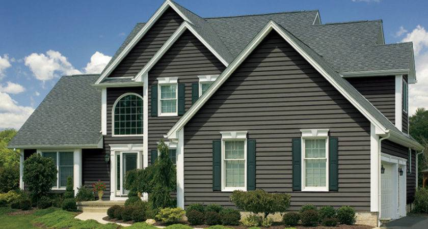 Different Types Siding Houses House