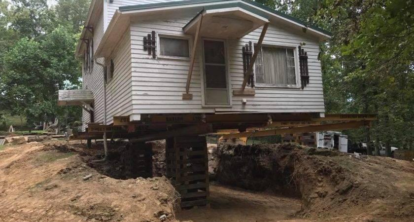 Digging Basement Foundation Home Desain