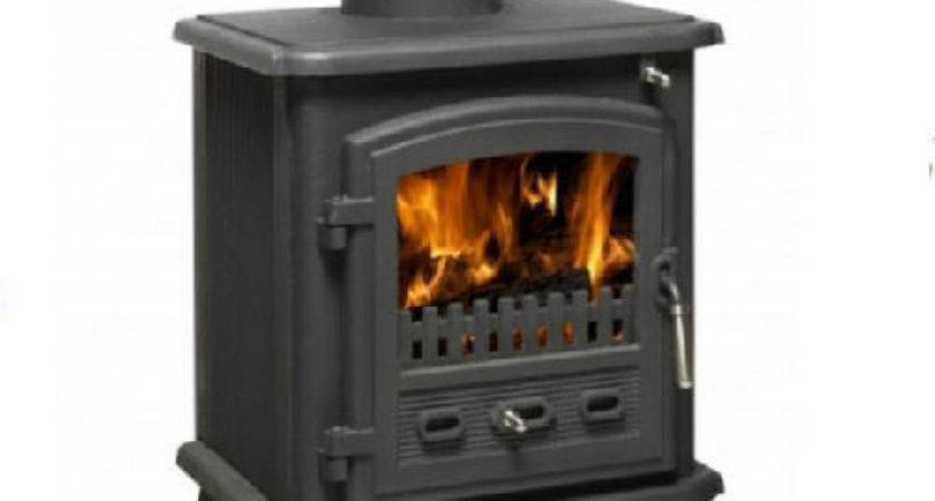 Dimplex Westcott Multi Fuel Wood Burning Stove Wst