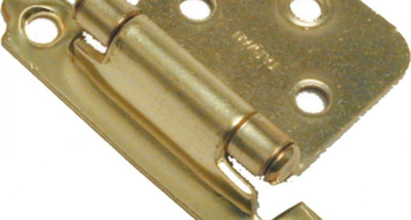 Discount Suppliers Cabinet Self Closing Hinge Brass