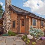 Dishy Portable Log Cabins Exterior Rustic Reclaimed