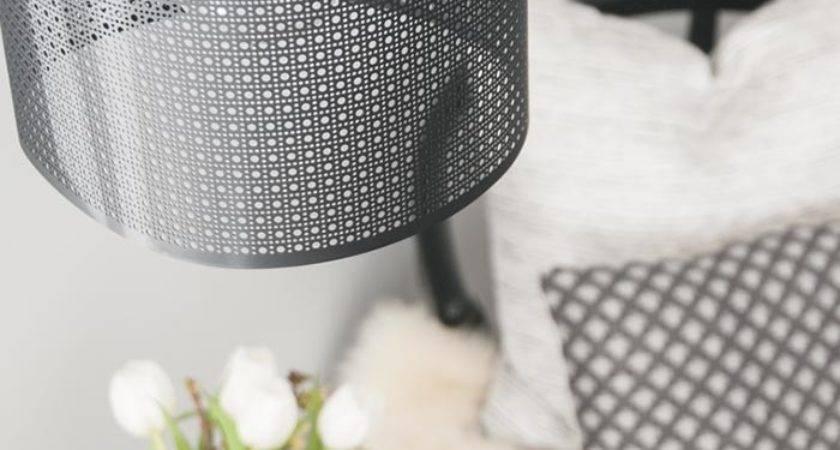 Diy Aluminum Drum Pendant Design Sponge