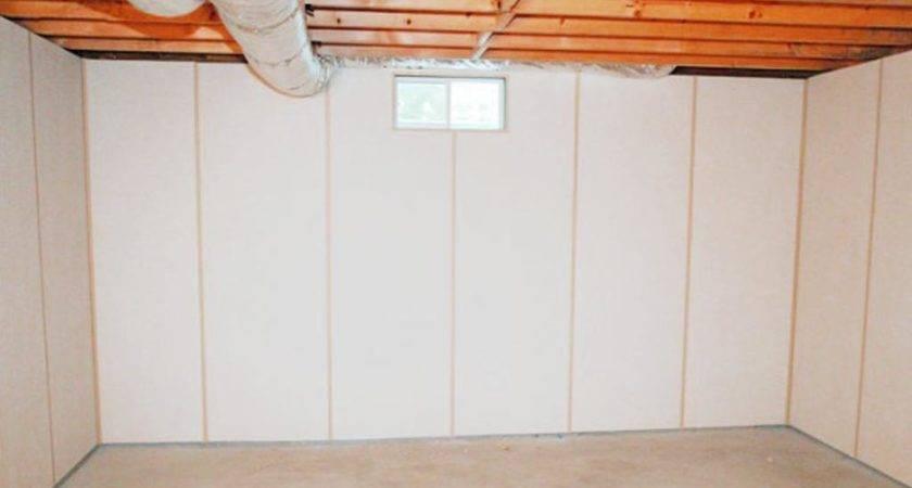 Diy Basement Wall Finishing Panels Ideas Spotlats
