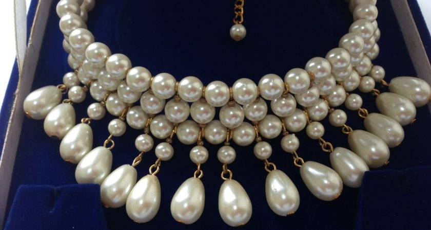 Diy Beaded Necklace Jewelry Making Make