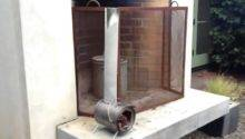Diy Build Small Wood Stove Plans