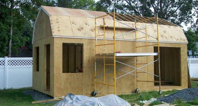 Diy Build Your Own Shed Youtube
