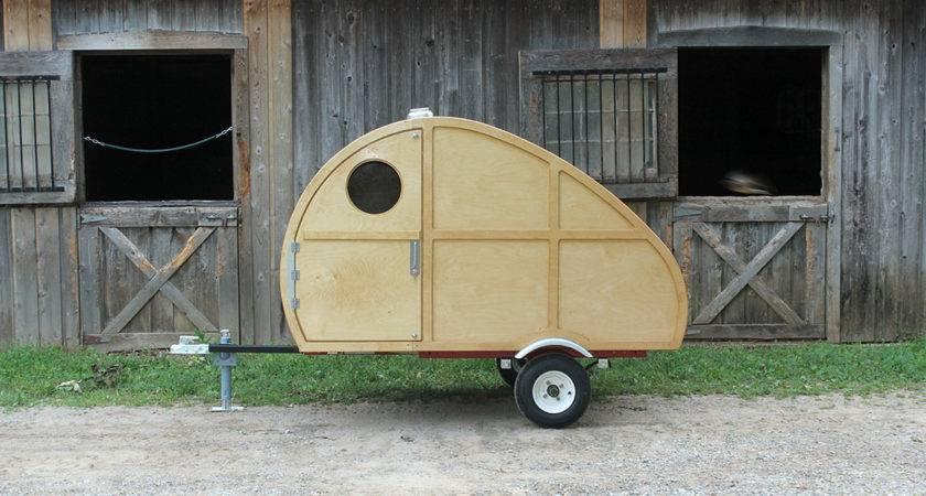 Diy Camper Kits Affordable Way Own Teardrop
