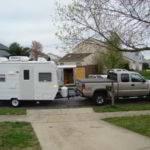 Diy Camper Trailer Built Old Pop Budget