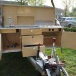 Diy Camper Trailer Kitchen