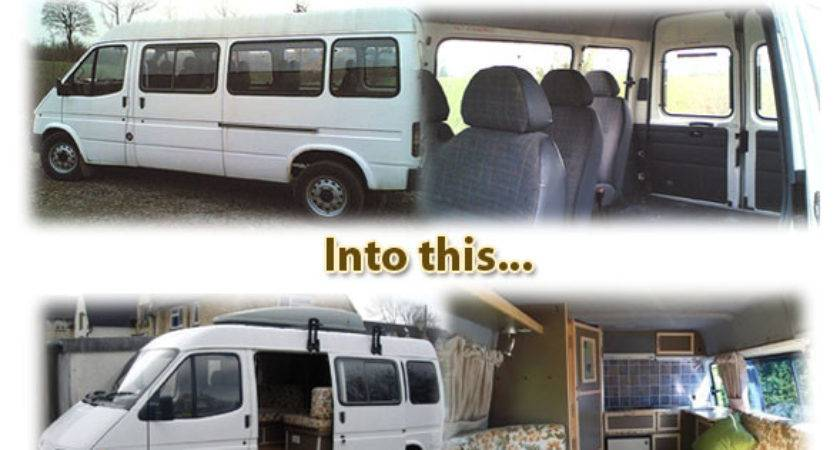 Diy Camper Van Stunning Results Just