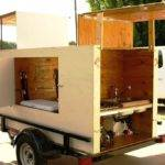 Diy Camping Gear Trailer Projects