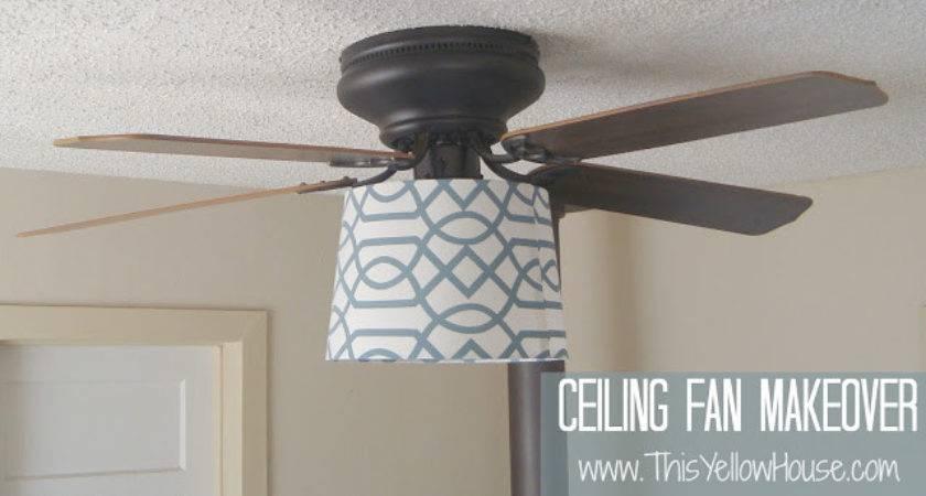 Diy Ceiling Fan Makeover Cafemom
