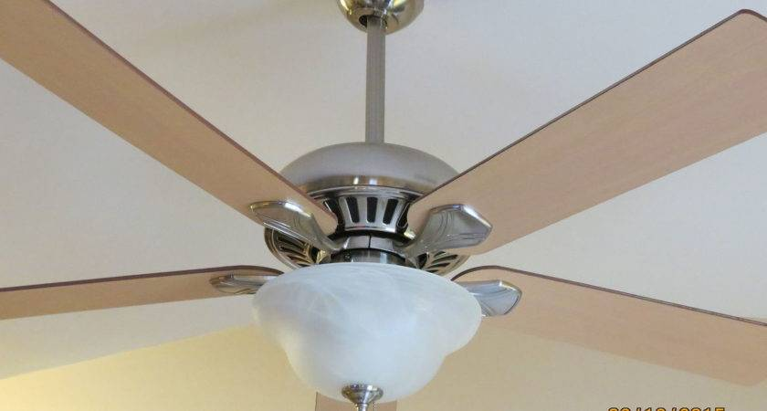 Diy Ceiling Fan Makeover Modern Masters Paint Hometalk