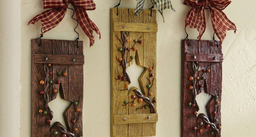 Diy Country Home Decor Marceladick