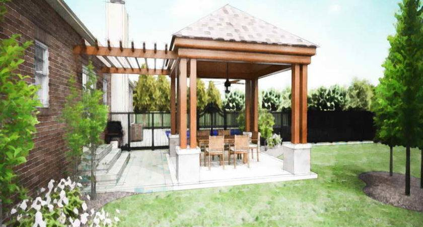 Diy Covered Patio Ideas Landscaping Gardening