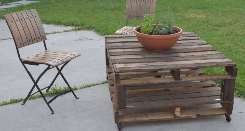 Diy Creative Outdoor Furniture Always Trend