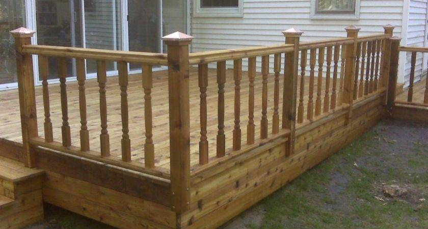 Diy Deck Skirting Ideas Jbeedesigns Outdoor