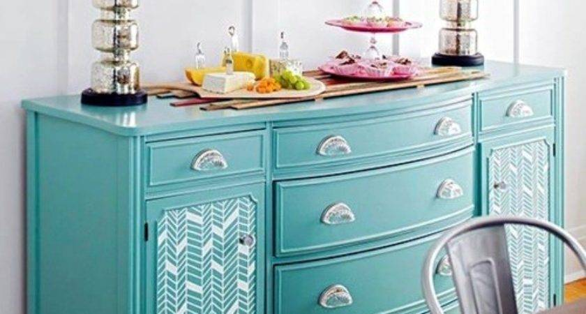 Diy Decorating Ideas Painted Furniture Interior