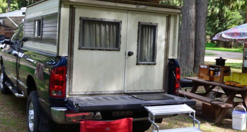 Diy Dodge Diesel Truck Camper One Man Story
