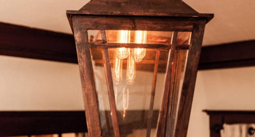 Diy Edison Bulb Lantern Light Fixture Inglewood
