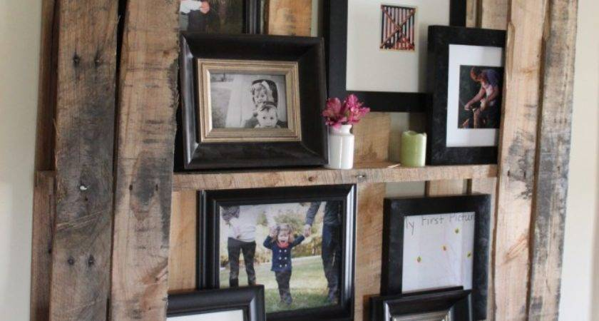 Diy Furniture Home Accessories Made Wood Pallets