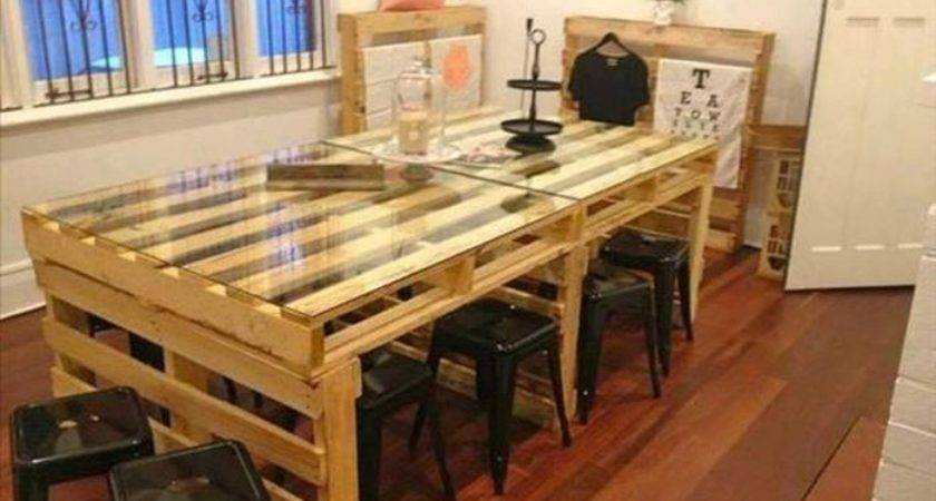 Diy Furniture Out Old Pallets Others