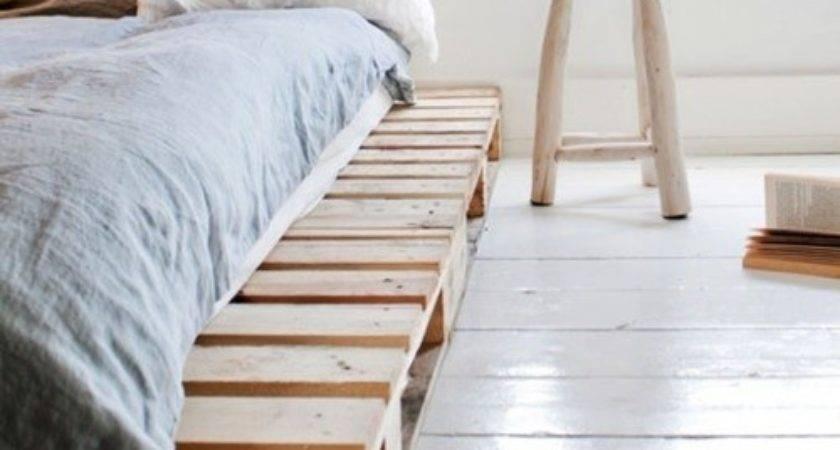 Diy Ideas Best Cheap Pallet Bed Frame Wood