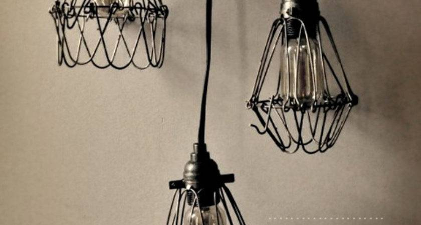 Diy Industrial Pendant Lamps Besotted