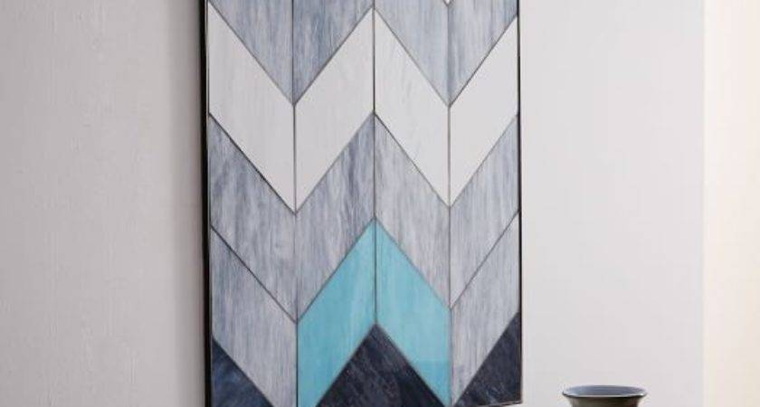 Diy Large Wall Art Inspiration Pieced Glass