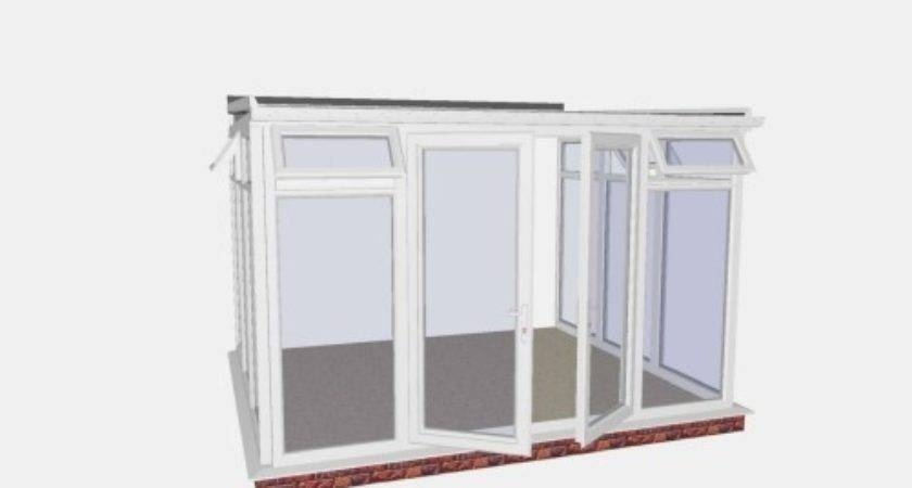 Diy Lean Conservatories Supply Only Sunroom