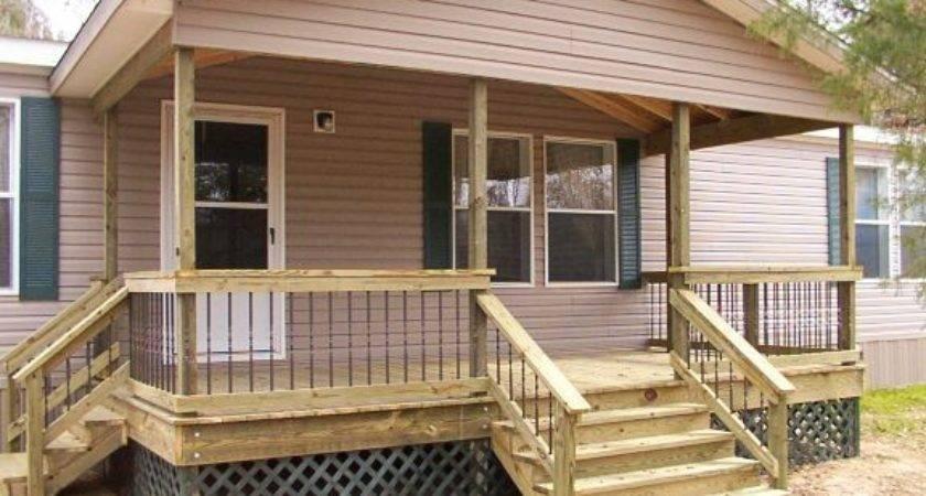 Diy Mobile Home Porch Decks Find