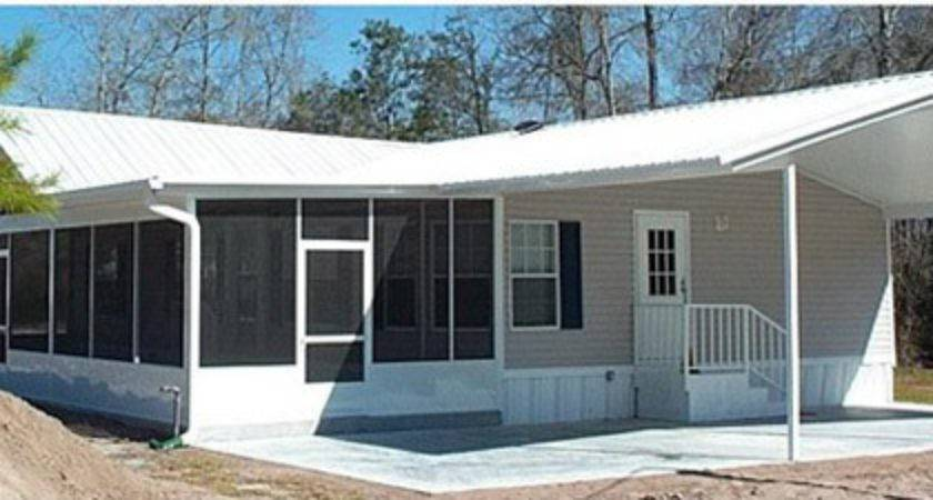 Diy Mobile Home Roof Over Your Self