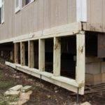 Diy Mobile Home Skirting Remodel Pinterest