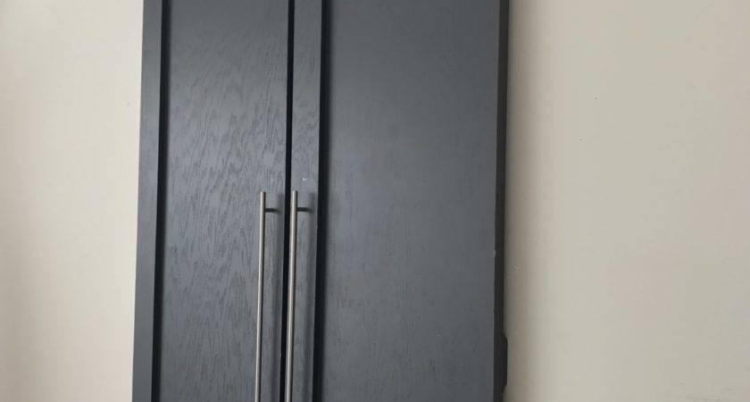 Diy Modern Style Tall Sliding Barn Doors Pulls Part