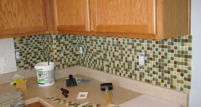 Diy Mosaic Tile Backsplash Kit Bestsciaticatreatments